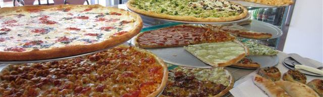 Wide Variety of Pizza